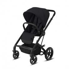 Cybex Balios S Lux Stroller-Deep Black/Black (2020)