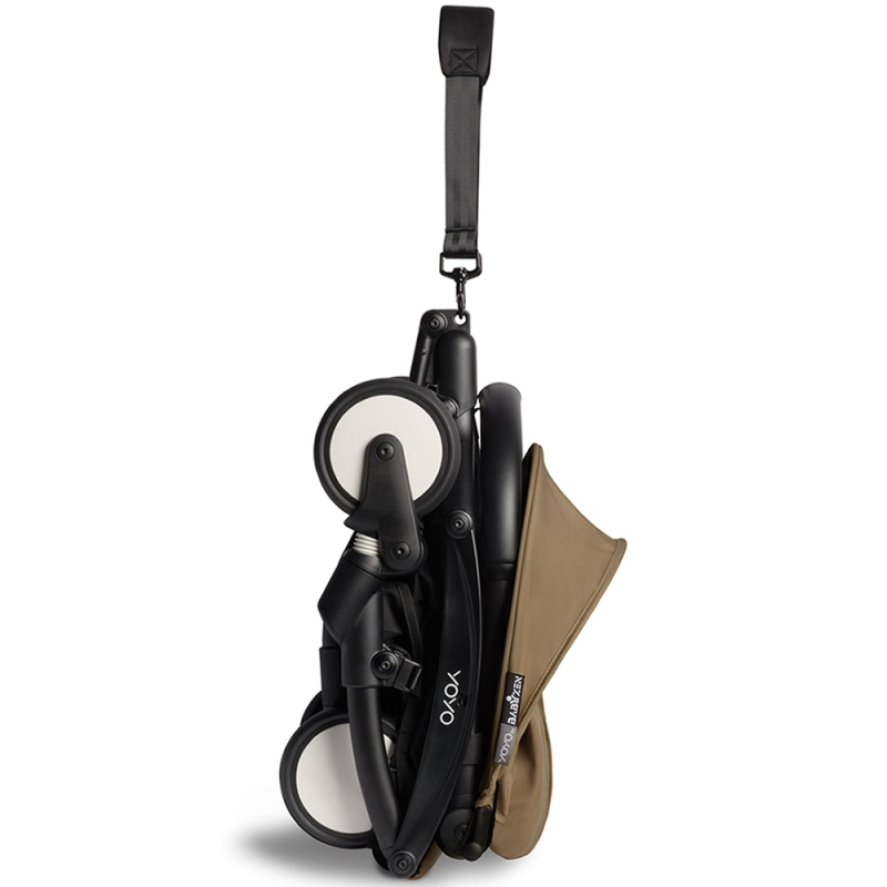 BABYZEN YOYO 2 Black Frame 6+ Stroller-Toffee (NEW)