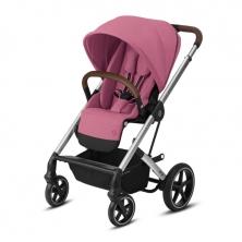 Cybex Balios S Lux Stroller-Magnolia Pink/Silver (2021)