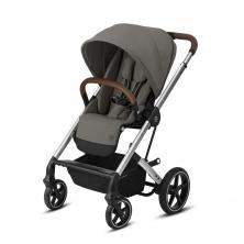 Cybex Balios S Lux Stroller-Soho Grey/Silver (2020)
