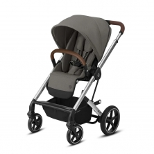 Cybex Balios S Lux Stroller-Soho Grey/Silver (2021)