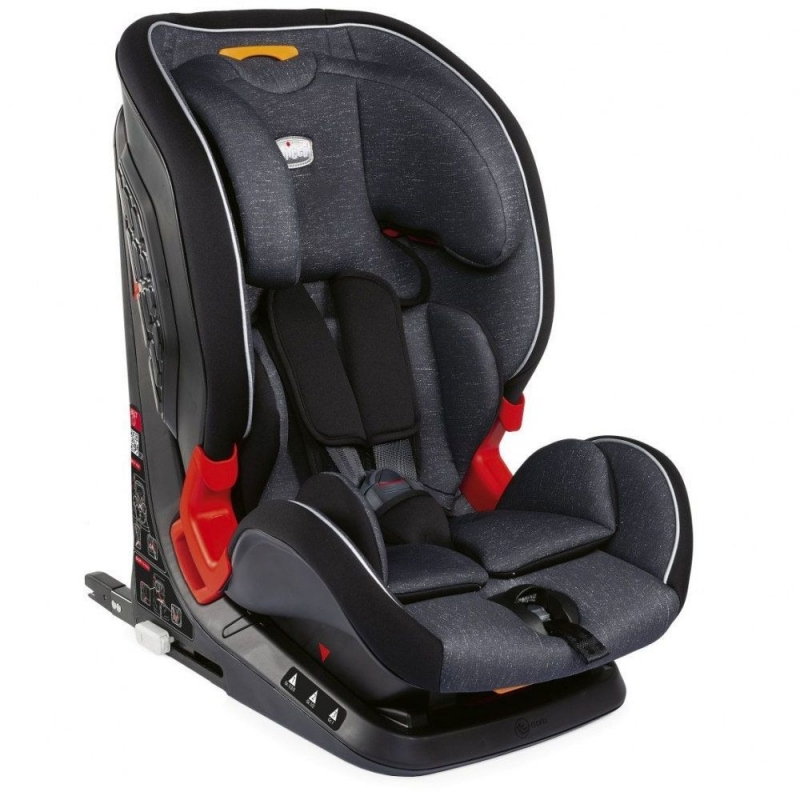 Chicco Akita Fix Group 1/2/3 Car Seat-Intrigue