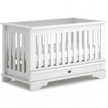 Boori Convertible Plus Cot Bed-Barley White (New 2020)