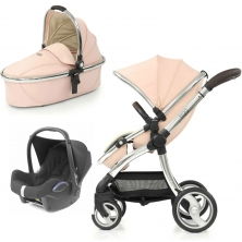 egg® 3in1 Cabriofix Travel System-Blush (NEW)