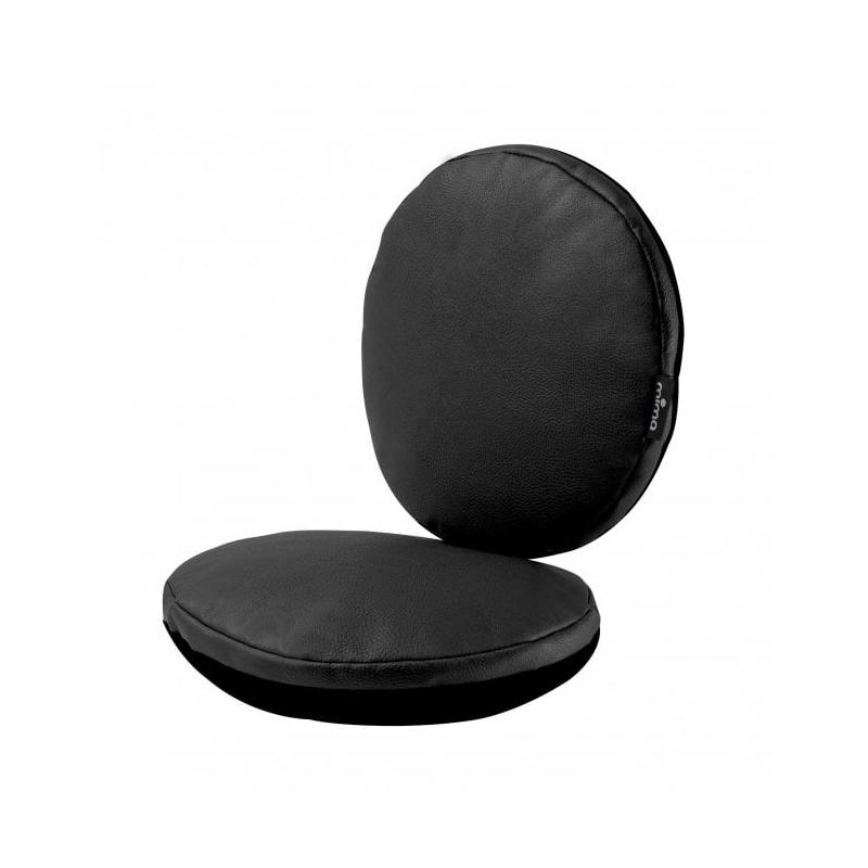 Mima Moon Highchair Junior Chair Cushion-Black