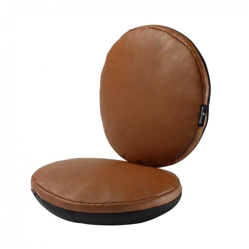 Mima Moon Highchair Junior Chair Cushion-Camel