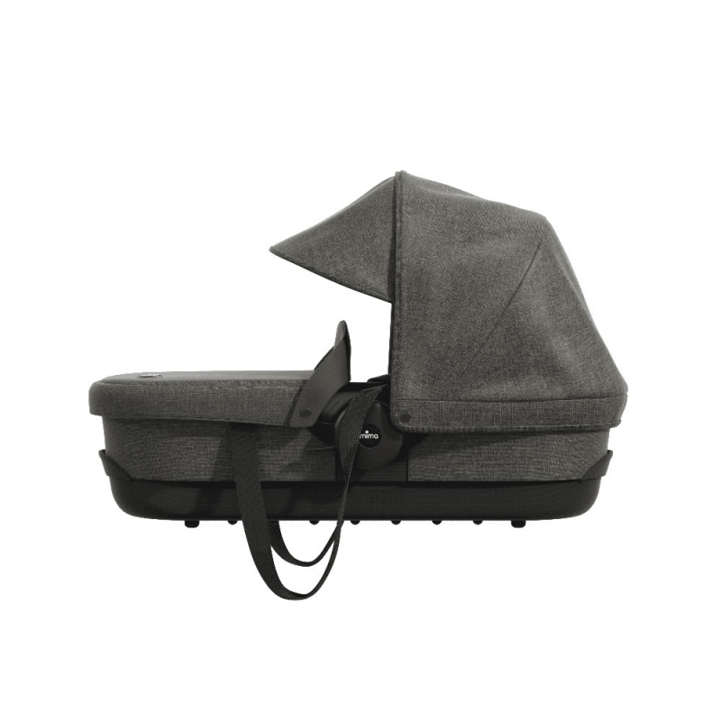 Mima Xari Sport Carrycot- Charcoal Black