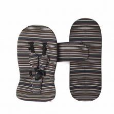 Mima Cushion Kit (Starter Pack)-Autumn Stripes