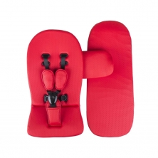 Mima Cushion Kit (Starter Pack)-Ruby Red