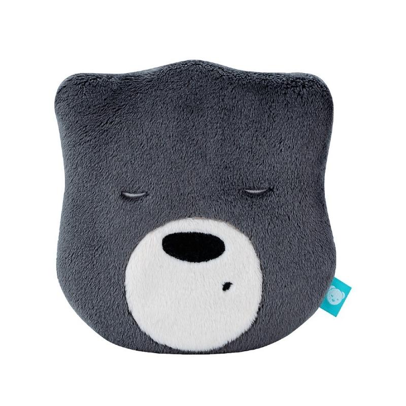 myHummy Mini with Sleep Sensor Humming Heart-Dark Grey