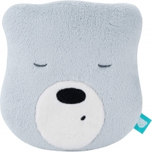 myHummy Mini with Sleep Sensor Humming Heart-Light Grey