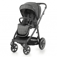 BabyStyle Oyster 3 City Grey Stroller-Manhattan
