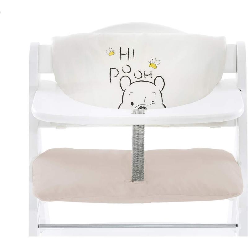 Hauck Disney Alpha Highchair Pad Deluxe-Pooh Cuddles (2021)