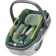 Maxi Cosi Coral i-Size Car Seat-Neon Green
