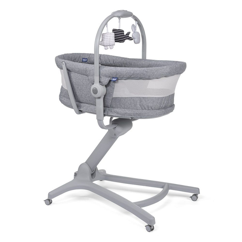 Chicco Baby Hug Air 4 in 1 Solution-Titanium (NEW)