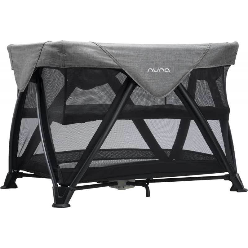 Nuna Sena AIRE Travel Cot-Charcoal (New)