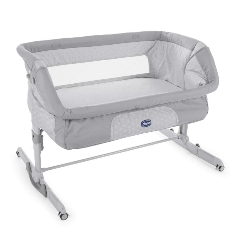 Chicco Next2Me Dream Bedside Crib-Luna (NEW)