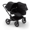 Bugaboo Donkey 3 Duo Pushchair-Black/Black
