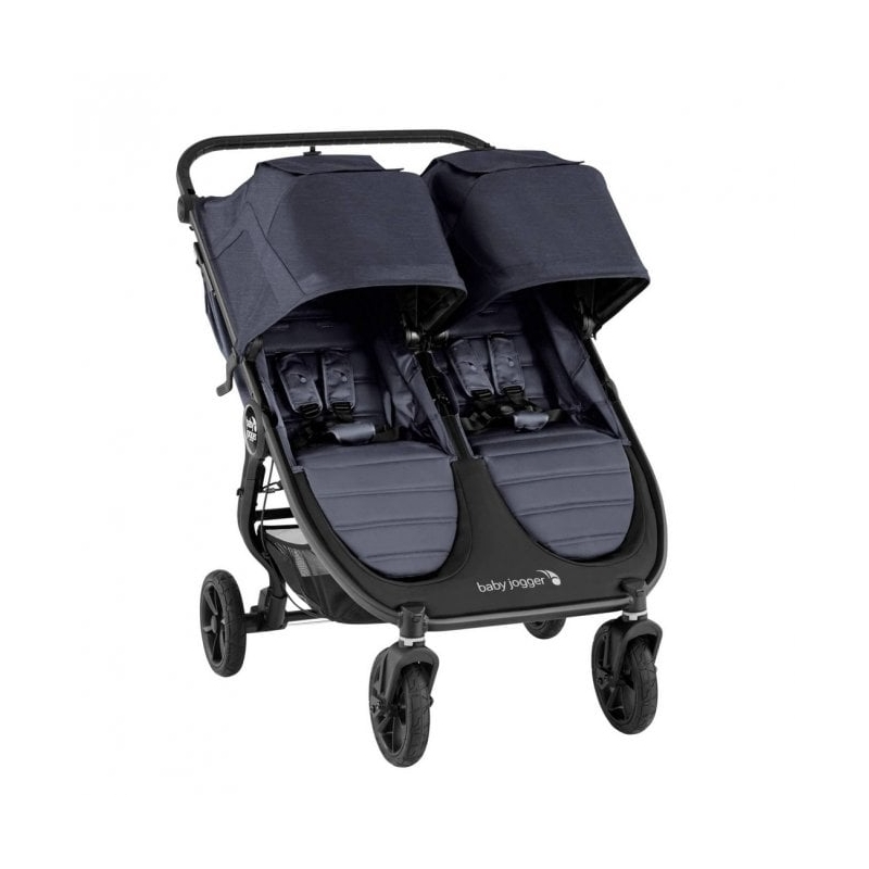 Baby Jogger City Mini GT2 Double Stroller-Carbon (NEW 2020)