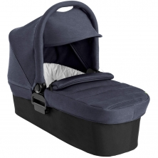 Baby Jogger City Mini 2 Double Carrycot-Carbon (NEW)