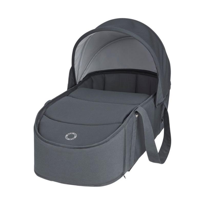 Maxi Cosi Laika Soft Carrycot-Essential Graphite