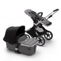 Bugaboo Fox2 Complete Pushchair-Grey Melange/Aluminium