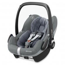Maxi Cosi Pebble Pro Group 0+ i-Size Car Seat-Essential Grey
