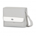 Bebecar Special Carre Changing Bag-Silver Grey (NEW)
