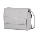 Bebecar Special Carre Changing Bag-Dusk Grey (NEW)
