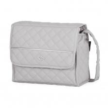 Bebecar Special Carre Changing Bag-Dusk Grey (NEW)