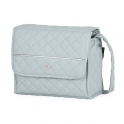 Bebecar Special Carre Changing Bag-Duck Egg (NEW)