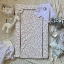 Obaby Leopard Print Changing Mat-Pink (NEW)