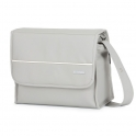 Bebecar Special Carre Changing Bag-Silver Dollar (NEW)