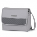 Bebecar Special Carre Changing Bag-Pewter (NEW)