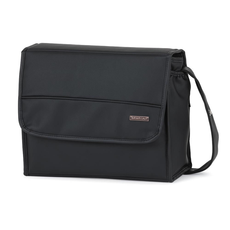 Bebecar Special Carre Changing Bag-Rose Black (NEW)