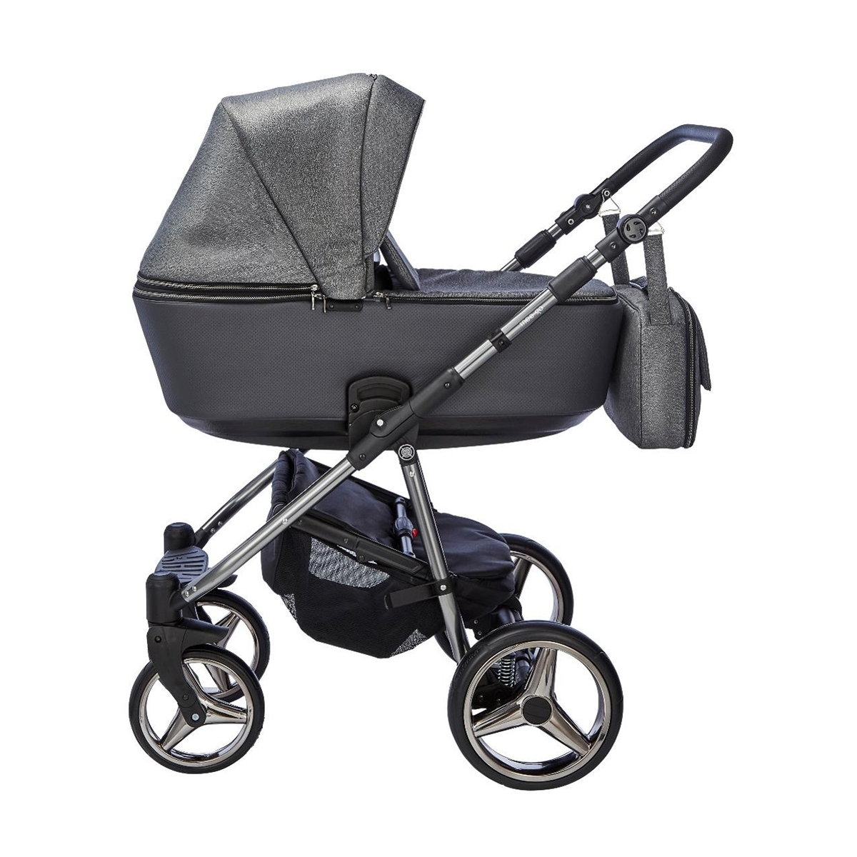 Mee-go Santino Special Edition Travel System-Cloud + Free Changing Bag Worth £80!