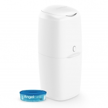 Angelcare Nappy Disposal System-White