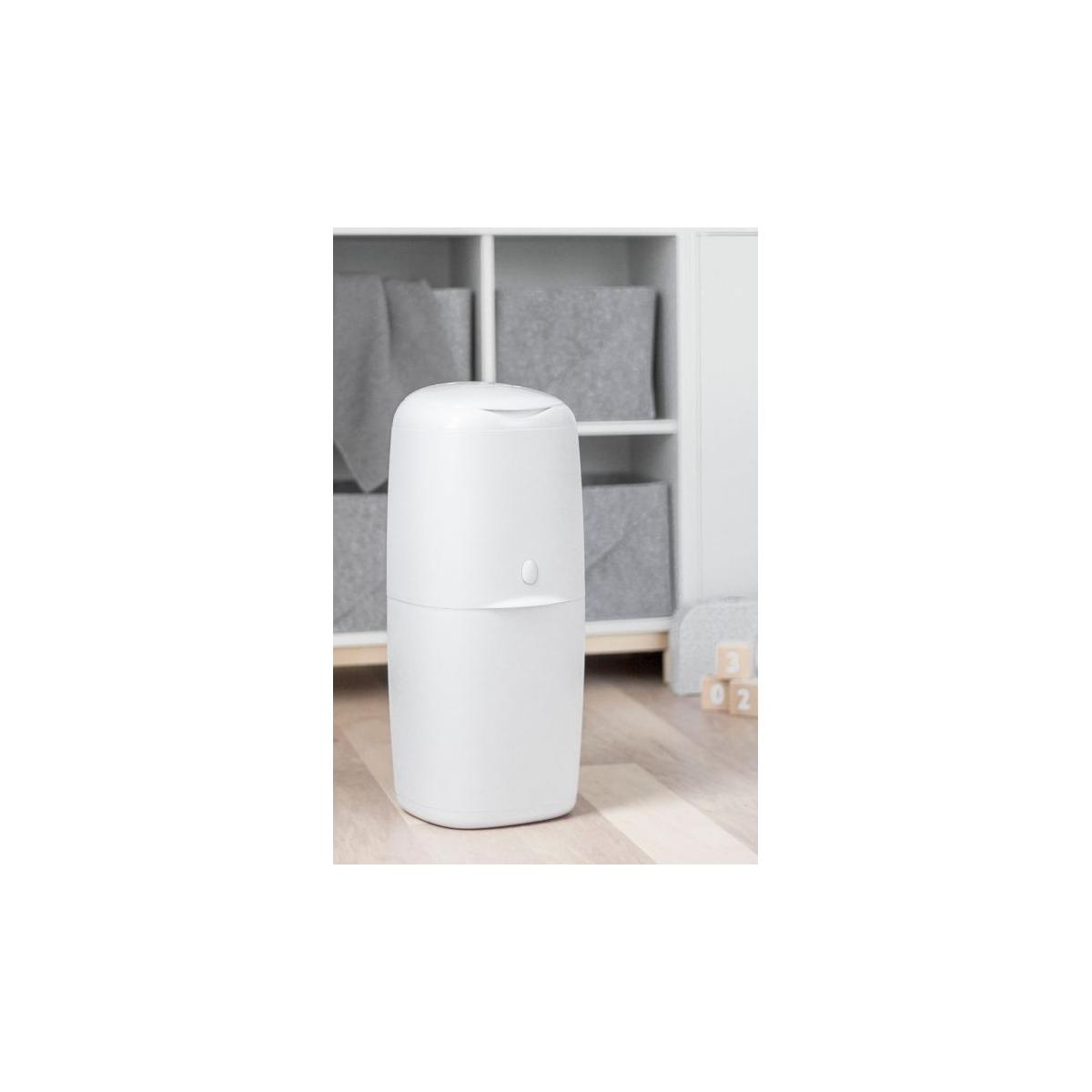 Angelcare Nappy Disposal Bin-White
