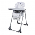 Chicco Polly Easy 4 Wheels Highchair-Verdant (NEW)