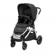 Maxi Cosi Adorra Stroller-Essential Black + Free Tinca Carseat