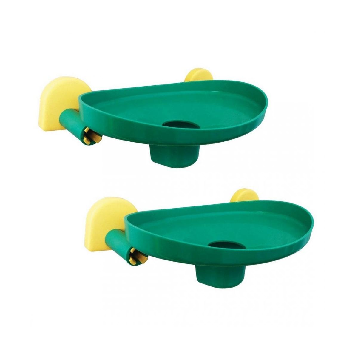 Oribel VertiPlay STEM Wall Toys- Vortex Set-Green