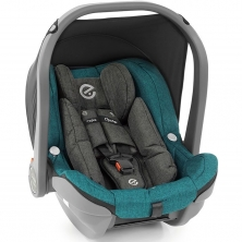 Babystyle Capsule Infant i-Size Car Seat-Peacock (NEW)