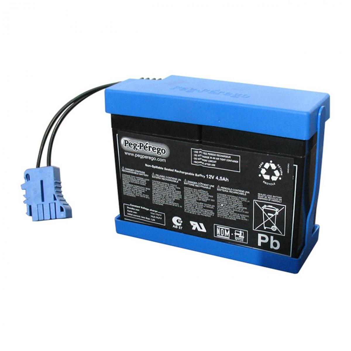 Peg Perego 12V- 4.5Ah Battery