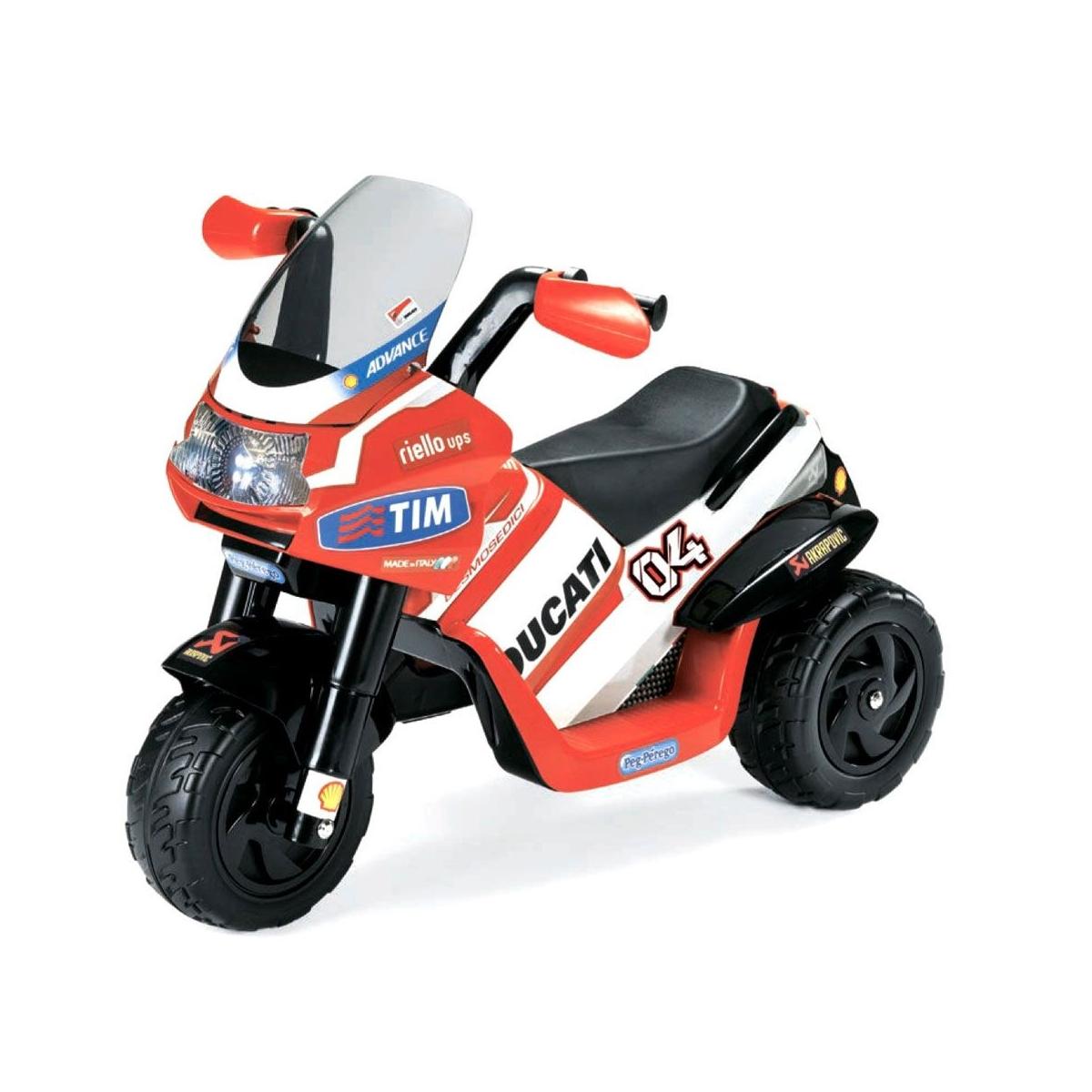 Peg Perego Desmosedici Evo Motorbike (NEW)