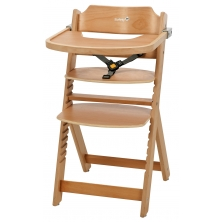 Safety 1st Timba Wooden Highchair-Natural (NEW 2019)