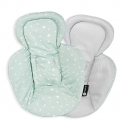 4moms MamaRoo 4.0 Newborn Plush Insert-Mesh Grey