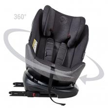 My Child Chadwick 360 Rotate Car Seat-Grey