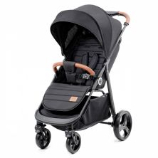 Kinderkraft Grande Pushchair-Black