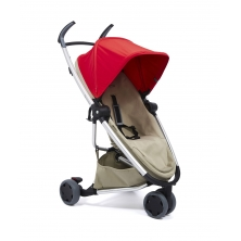 Quinny Zapp Flex Stroller-Red on Sand (NEW)