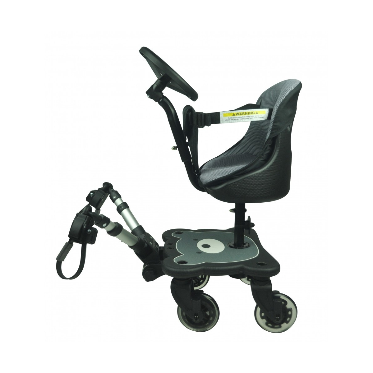 Roma 4 Rider Toddler Seat and Ride On Board (NEW)